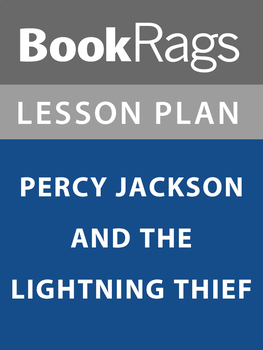 Percy Jackson and the Lightning Thief Lesson Plans