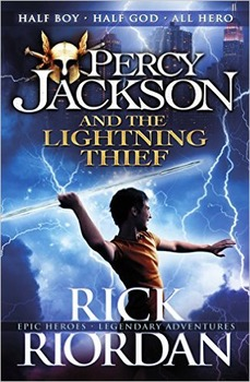 Percy Jackson and the Lightning Thief - Summary as Cloze Test