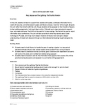 Percy Jackson and the Lightning Thief Unit Plan with Handouts