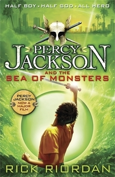 Percy Jackson and the Sea of Monsters - Plot Summary as Cloze Test(s)