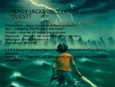 Percy Jackson's (web) quest