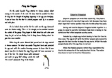 Percy Penguin - narrative and informative text comprehension