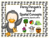 Percy Penguin's Year of Spatial Concepts