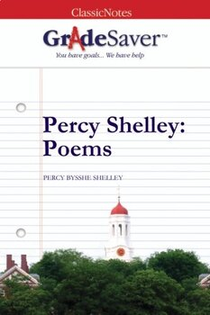 Percy Shelley: Poems