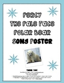 Percy the Pale Face Polar Bear Song Poster *FREEBIE*