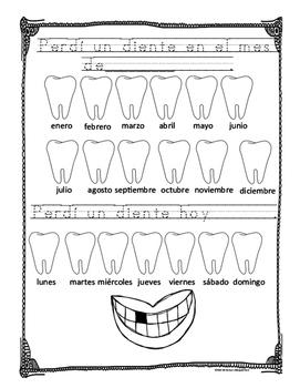 Perdi un diente