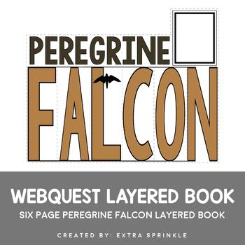 Peregrine Falcon Webquest Layered Book
