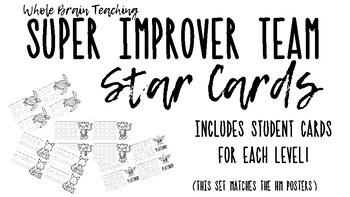 Peregrine Land Super Improver Star Cards (HM) - Updated 2019