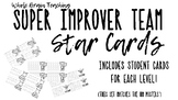 Peregrine Land Super Improver Star Cards (HM) - Updated 2019