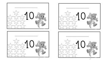 Peregrine Land Super Improver Star Cards (SM)