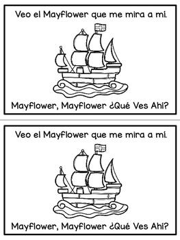 Peregrino, Peregrino ¿Qué Ves Ahí? / Pilgrim, Pilgrim What do you see? SPANISH