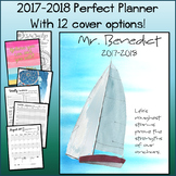 Perfect Counselor Planner Binder - 2017-2018 Variety Pack