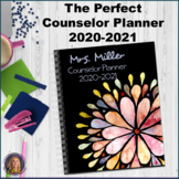 Perfect Counselor Planner Binder - 2020-2021 Variety Pack