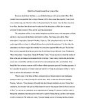 Perfect Essay Formula Example Essay