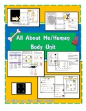 Perfect For the New School Year! All About Me/The Human Body Unit