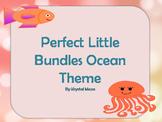 Perfect Little Bundles Ocean Theme