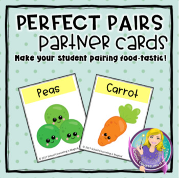Perfect Pair Partner Cards