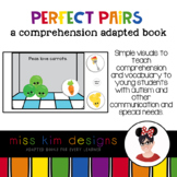 Perfect Pairs A Comprehension Adapted Book