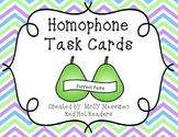 Perfect Pairs: Homophone Task Cards