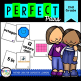 Perfect Pairs Partner Cards {2nd Grade}