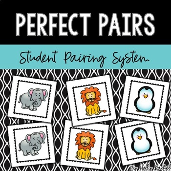 Perfect Pairs - Student Pairing System
