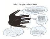 Perfect Paragraph Cheat Sheet!