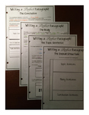 Perfect Paragraphing Writing Foldable Lessons with Answer Keys