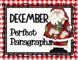 Perfect Paragraphs for December