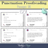 Proofreading Passages UK Spelling