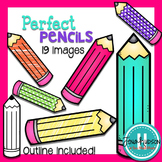 Perfect Pencils Clipart
