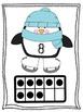 Perfect Penguin Ten Frames