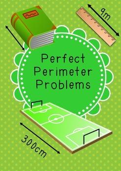 Perfect Perimeter Problems
