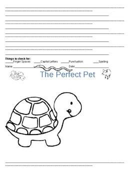 Perfect Pet Organizer, and Final copy