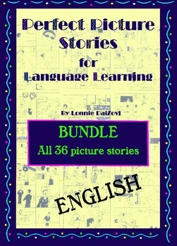 Perfect Picture Stories for Excellent Writing Packet BUNDLE