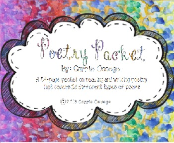 Perfect Poetry Packet