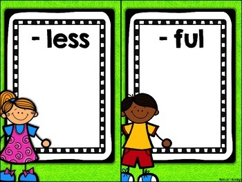 Perfect Prefixes and Suffixes Activities & Printables
