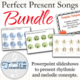 Distance Learning Perfect Present Songs BUNDLE