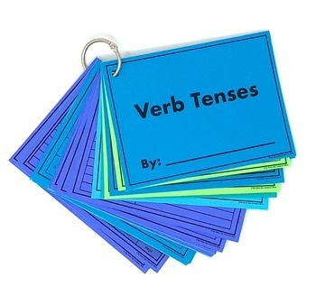 Grammar Unit: Perfect, Progressive, and Perfect Progressive Verb Tenses