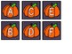 Perfect Pumpkin Letter Sort