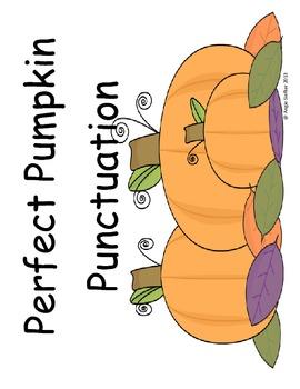 Common Core Aligned: Perfect Pumpkin Punctuation