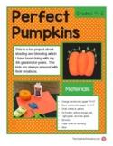 Perfect Pumpkins Art Lesson