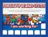 Perfect Pup Reward System / Behavior Managment Tool / Token Chart