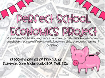 Perfect School Economics Problem Based Learning Project