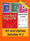 Perfect Square Art and Literacy Activities