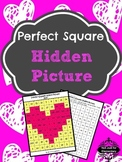 Perfect Square Hidden Heart Picture