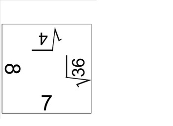 Perfect Square and Perfect Cube Activity