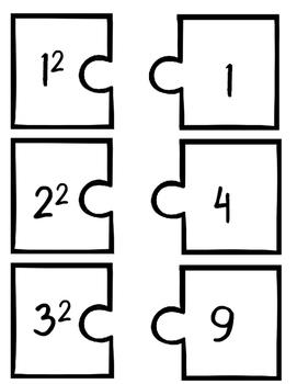 Perfect Squares: Activity