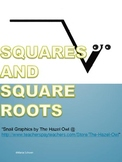 Perfect Squares Discovery Lesson