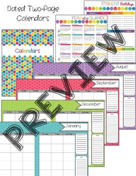Perfect Teacher Planner - Rainbow Honeycomb (EDITABLE!)