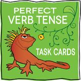 Perfect Tense Verbs Task Cards